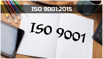 Principales características de la Nueva Norma ISO 9001:2015 y su proceso de adaptación a la nueva versión.