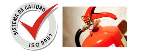 La ISO 9001 indispensable para las Empresas de Sistemas de Protección contra Incendios