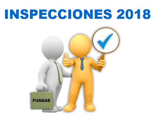 Inspecciones SEPE 2018