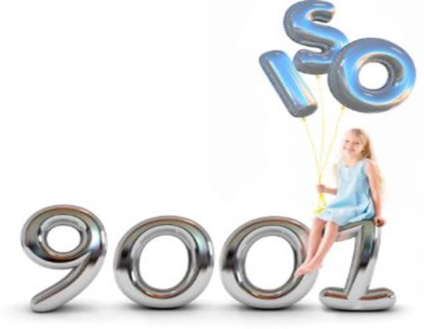 La ISO 9001 te hace grande