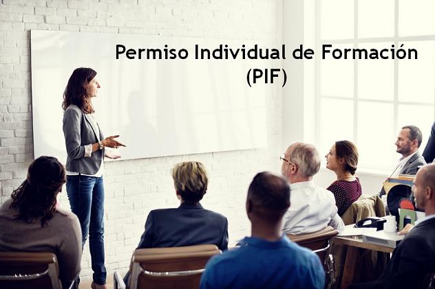Requerimientos Permisos Individuales de Formación (PIF)