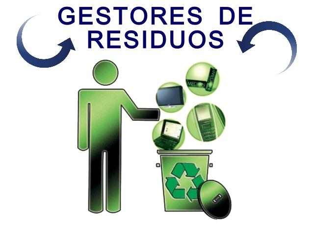 Como gestor de residuos, ¿cuáles son mis obligaciones y qué normativa me aplica?