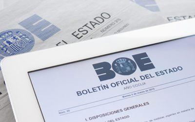Medidas del SEPE / FUNDAE en cuanto a Formación Profesional para el 2021. Disposición 17005. BOE del 25 de Diciembre del 2020