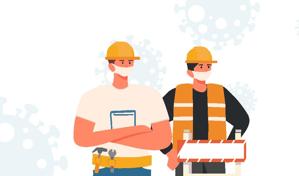 Actualización de contenidos formativos en el área de Seguridad y Salud en el Trabajo por Covid-19
