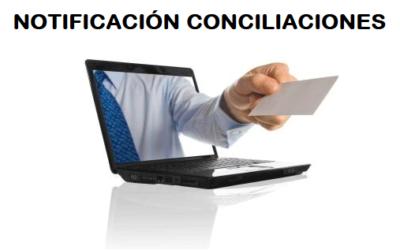 """Notificación Conciliaciones FUNDAE 2018: Cómo actuar ante un """"No Conforme"""""""